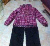 Костюм зима/осень куртка со штанами рост 158