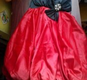 Платье колокол