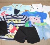 Одежда б/у на мальчика 1-2 лет