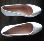 Свадебные туфли 37го размера