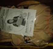Анатомический рюкзак-кенгуру