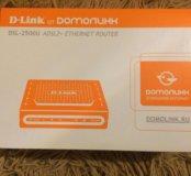 DSL-2500U ADSL2+ETHERNET ROUTER