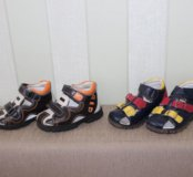 Обувь б/у мальчик.