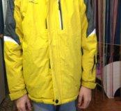 Куртка подростковая  на 11-14 лет
