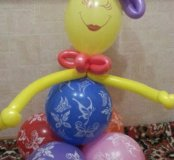 подарки из шаров