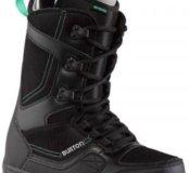 Ботинки сноубордические Burton Invader (42 р.)