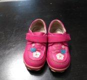 Туфли для девочки р.26