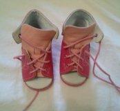 Ботинки 18 размер