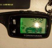 Брелок сигнализации Tomahawk