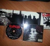 CD Rancid 1995 + 2000 оригиналы