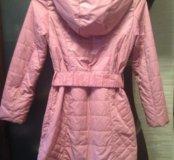 Осенняя куртка для девочки