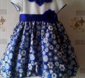 Праздничное детское платье 98 р
