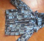 Осенняя куртка рост 116
