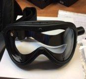 Маска, защитные очки