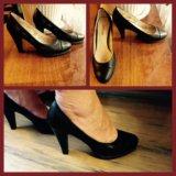 Туфли натуральная кожа очень красивые и удобные