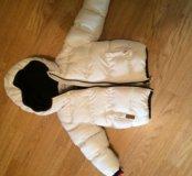 Куртка детская ( теплая ) осень-зима