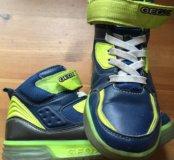Ботинки осенние Geox