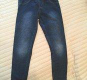 Детские джинсы леггинсы фирмы mothercare
