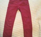 Детские джинсы бордовые фирмы Next