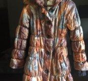 Пальто зимнее детское