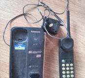 Радиотелефон Panasonic KX-NC165-B
