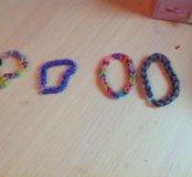 Делаю браслеты из резинок на заказ