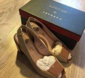 Летние туфли фирмы carnaby