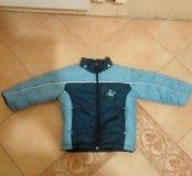 Зимняя куртка 2 года