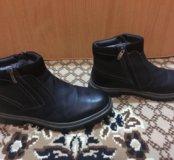 Зимние мужские ботинки (сапоги)