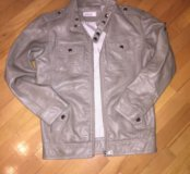 Куртка стильная , рост 140