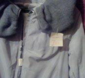 Пальто-куртка