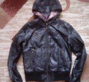 Куртка кож. (осень,весна)