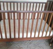 Итальянская детская кроватка Pali