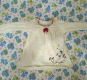 Комплект (платье + ползунки)