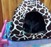 Домик для маленькоц собаки или кошки