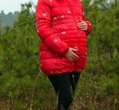 Новая зимняя куртка для беременных