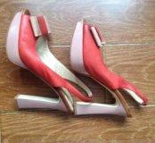 Туфли женские карнаби