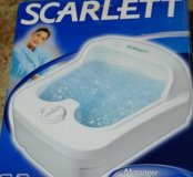Гидромассажная ванночка Scarlett