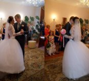 Свадебное платье+ подарки