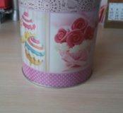 Банка для чая и кофе