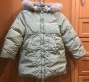 Пуховик детский (куртка)