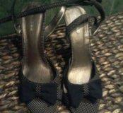 Крутые Открытые туфли CALYPSO 39