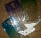 Чехлы на Samsung Galaxy s 5 новые