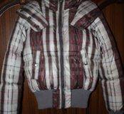 Куртка пуховик концепт клаб