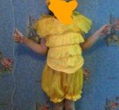 Кастюм цыпленка на прокат
