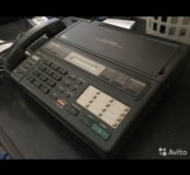 Телефон-факс Panasonic KX-F130