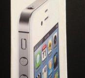 Продаю коробку с документами iPhone 4s