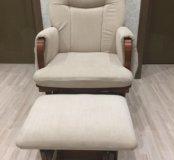 Кресло качалка для кормления