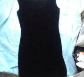 Черное платье всегда в тренде
