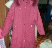 Зимнее пальто размер 46 - 48